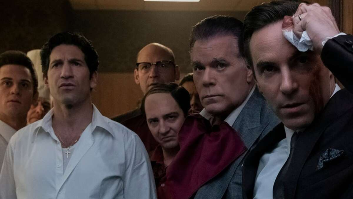 """You can spot """"early"""" versions of """"Paulie Walnuts,"""" Silvio and Uncle Junior among """"new"""" characters in """"The Many Saints of Newark,"""" the feature film prequel to HBO's award-winning series """"The Sopranos."""""""