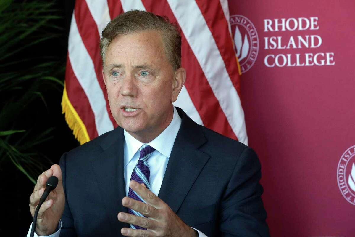 Gov. Ned Lamont, in a file photo.