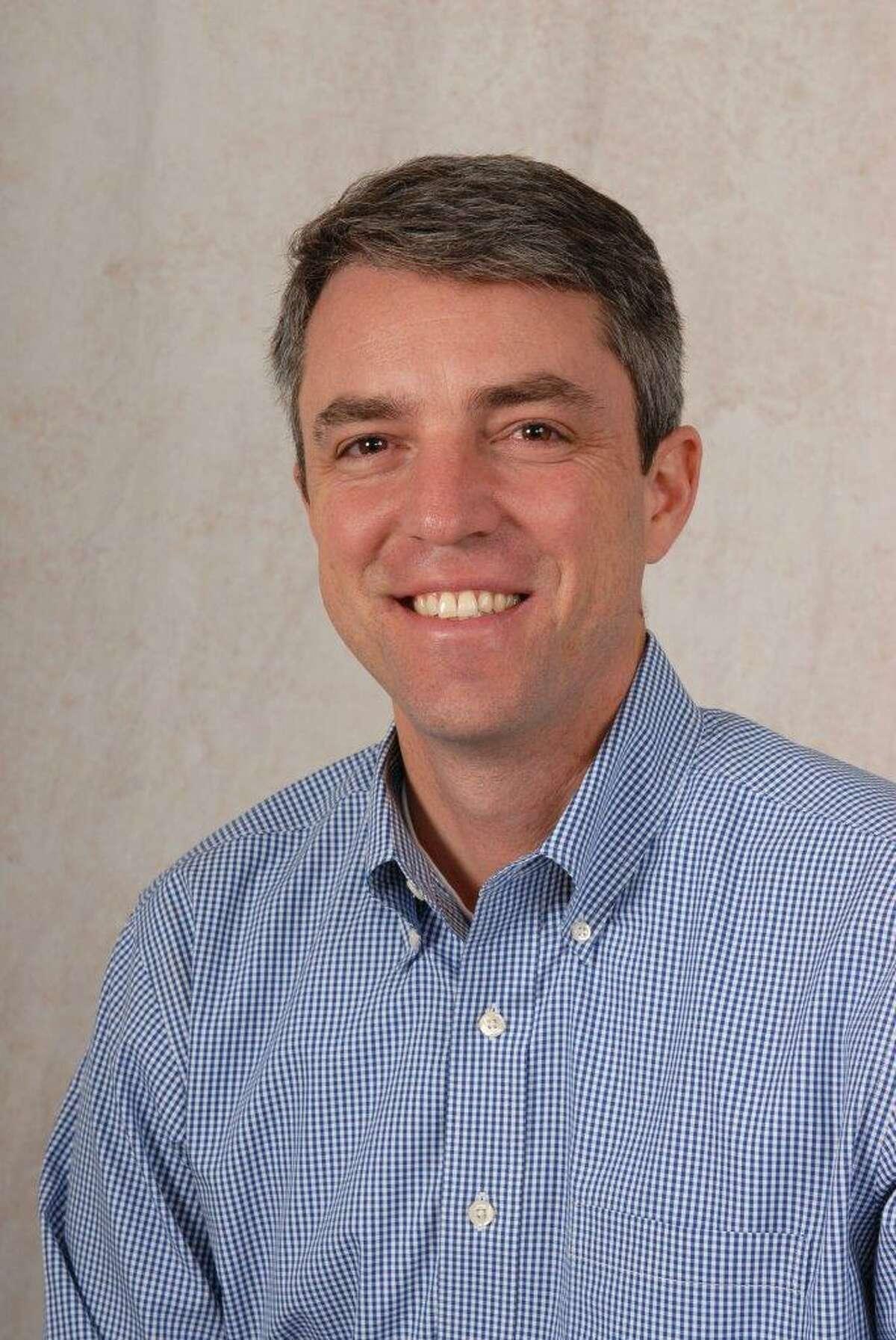 Josh Geballe, Gov. Ned Lamont's chief operating officer.