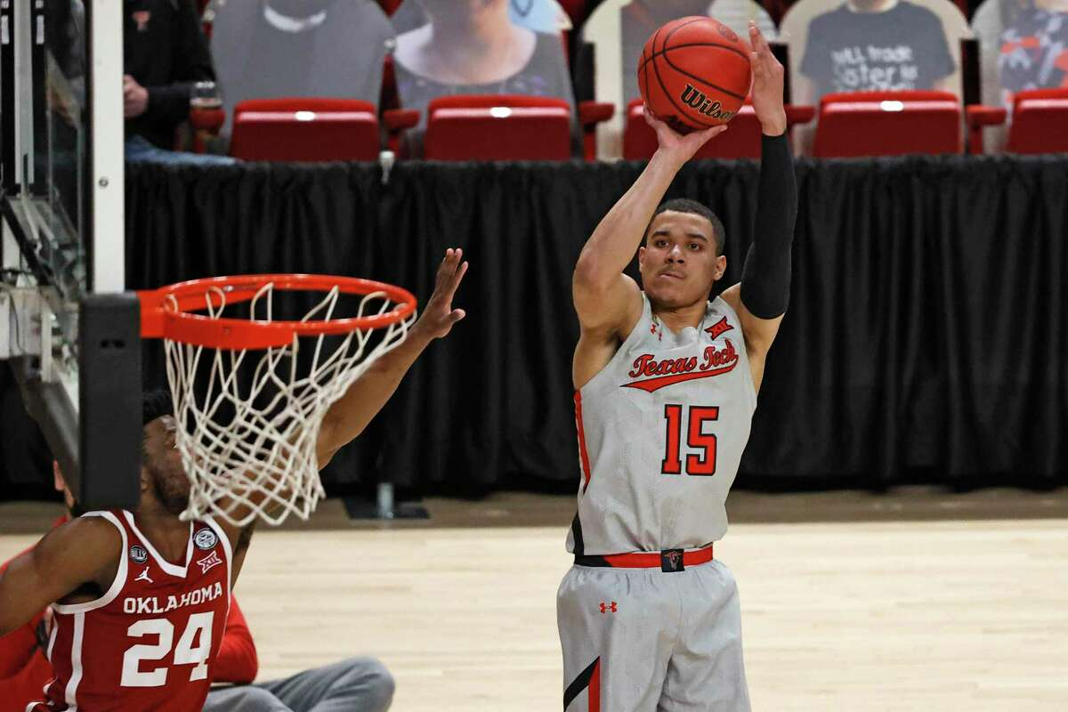 Texas Tech's Kevin McCullar averaged 10.4 points and 6.3 rebounds last season. He was a redshirt freshman when Tech advanced to the 2019 Final Four.