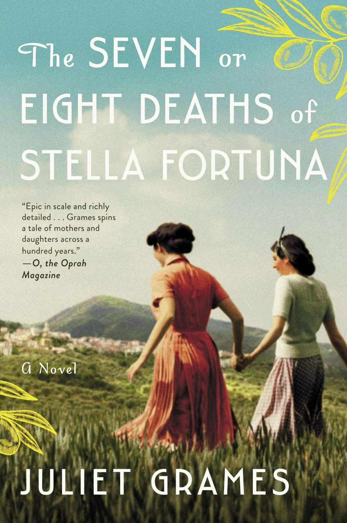 "Juliet Grames has written ""The Seven or Eight Deaths of Stella Fortuna."""