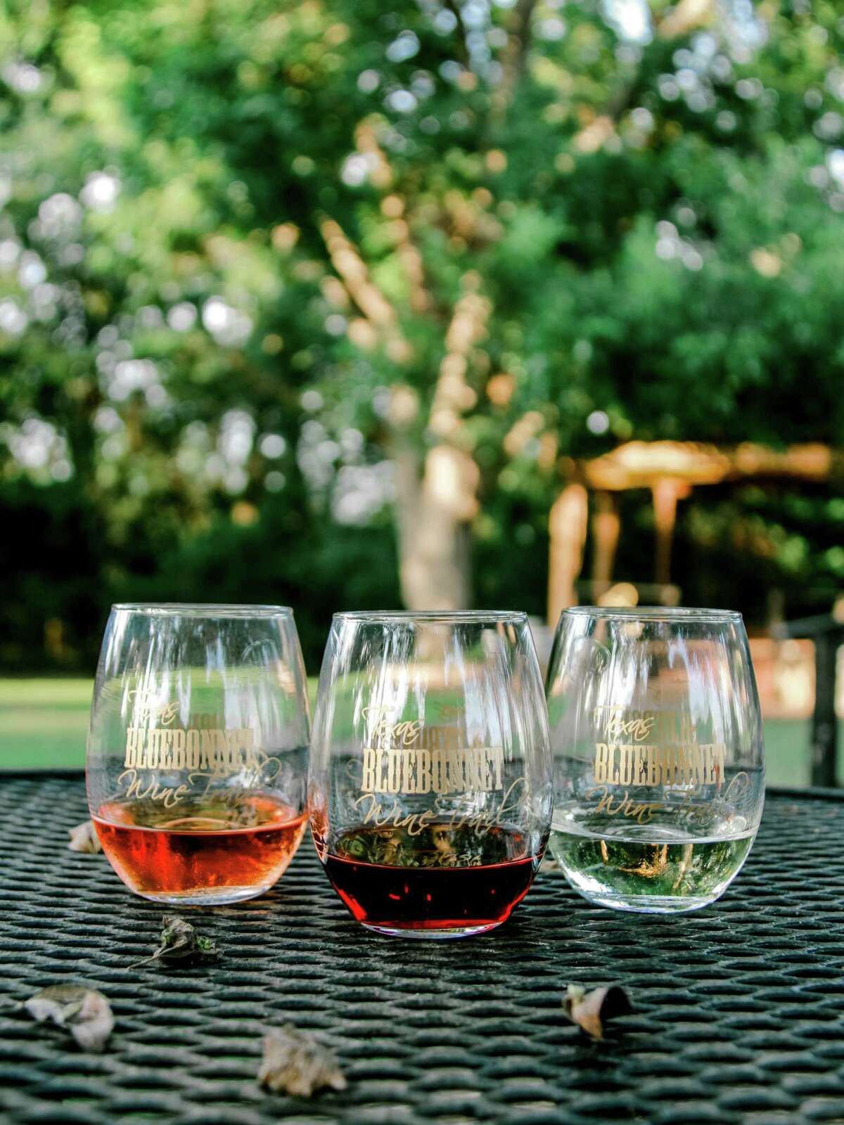 It's fall and a time to celebrate Texas wines on the Texas Bluebonnet Wine Trail in the hill country northwest of Houston.