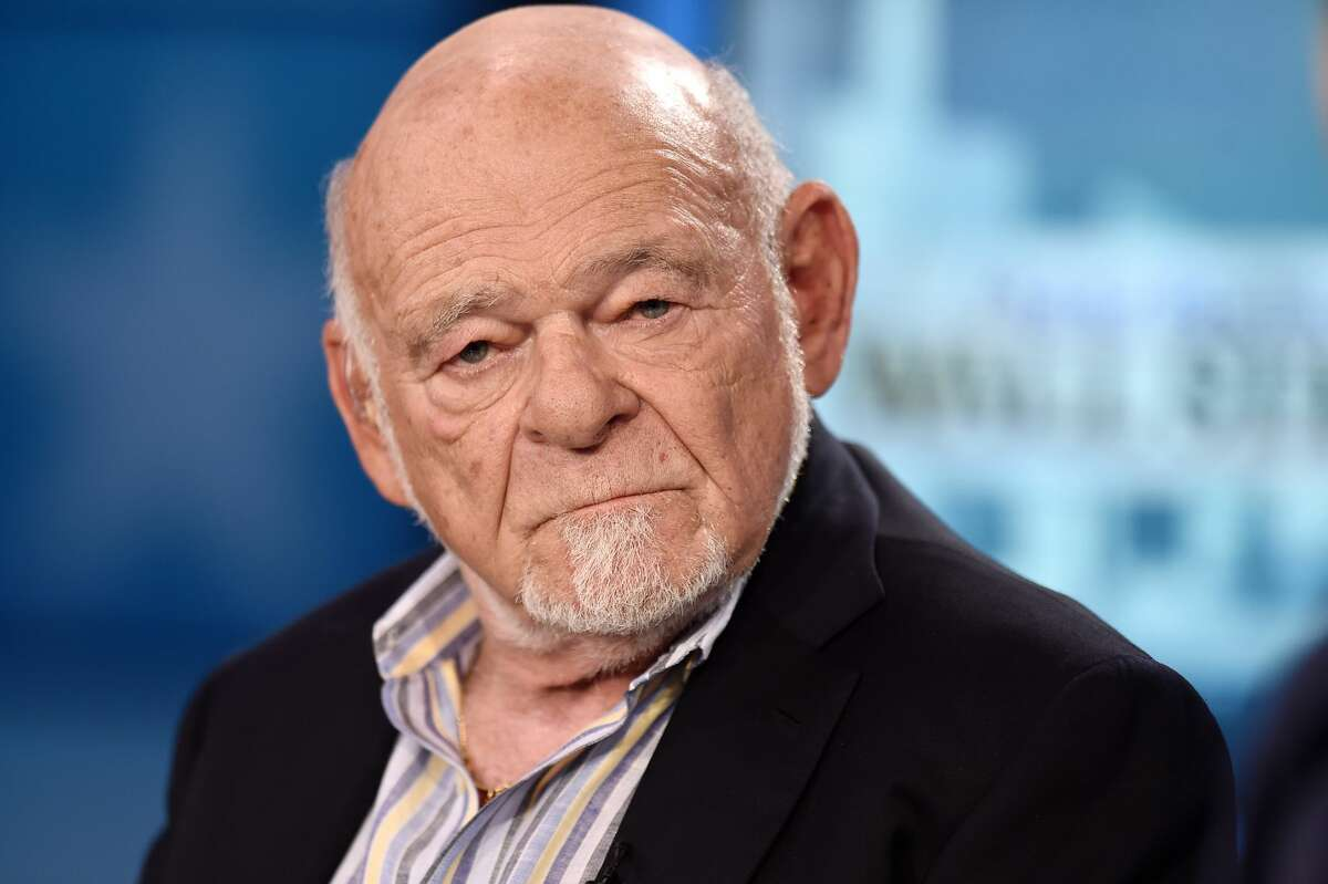 Sam Zell, founder and chairman of Equity Group Investments and Equity International, is worth an estimated $5.9 billion currently and was ranked 529 on Forbes's list of 2021 billionaires. Zell is currently chairman of five public companies. (Photo by Steven Ferdman/Getty Images)