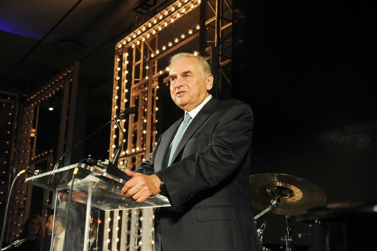 Neil Bluhm is the second-richest person in Illinois, owning several properties around Chicago including 900 North Michigan and the Ritz Carlton. Bluhm is currently worth $6.7 billion according to Forbes, who ranked him 486 on their list of billionaires in 2021. Bluhm also owns minority stakes in both the Chicago White Sox and Chicago Bulls. (Photo by Brad Barket/Getty Images for Whitney Museum)