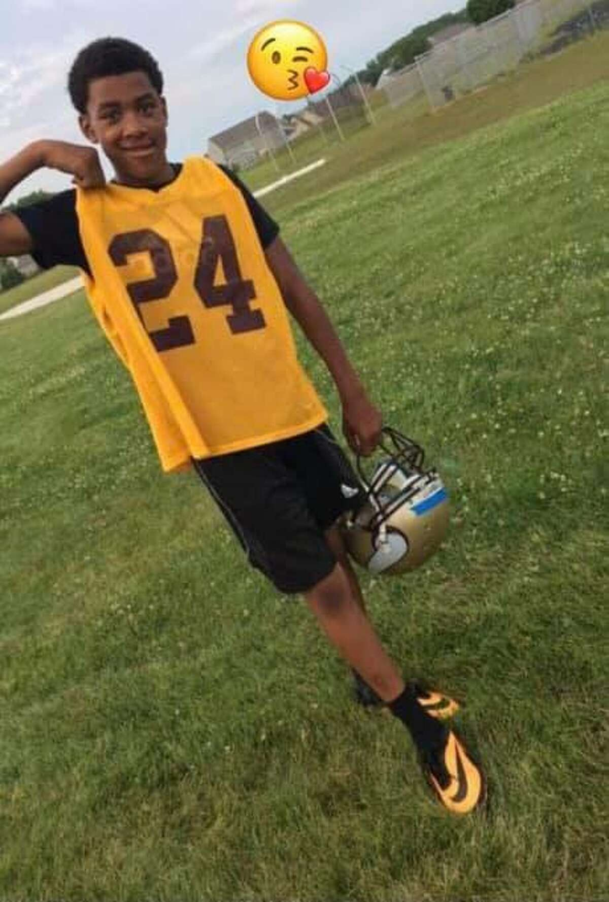 Andrell Lamon, 17, was shot dead Monday night at a Sunnyside convenience store when he confronted a gunman holding people hostage. The teen's family moved to Houston from Milwaukee to escape gun violence, his aunt said.