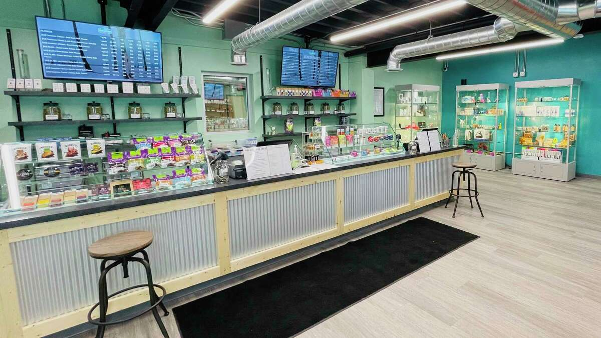 Great Lakes Natural Remedies is a cannabis store centered around recreational and medical marijuana located in Manistee. (Courtesy photo)