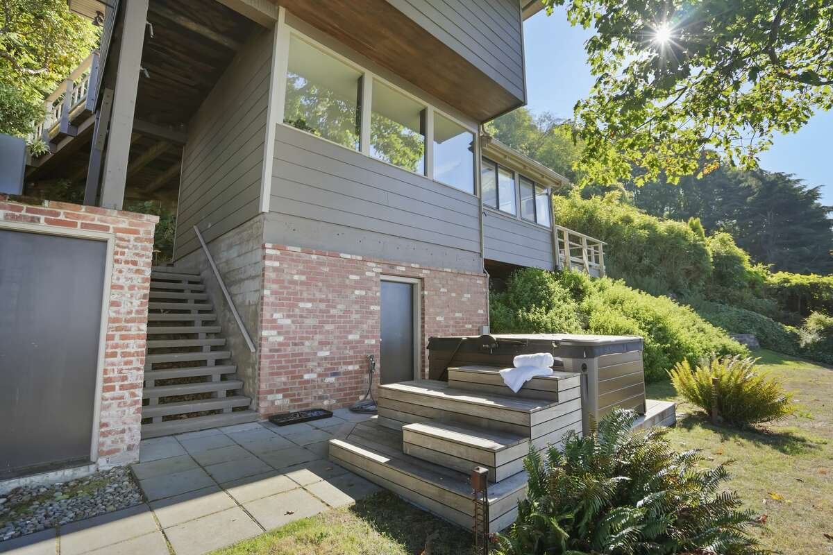 The home is 2,340 square feet, with four bedrooms and two and a half bathrooms.