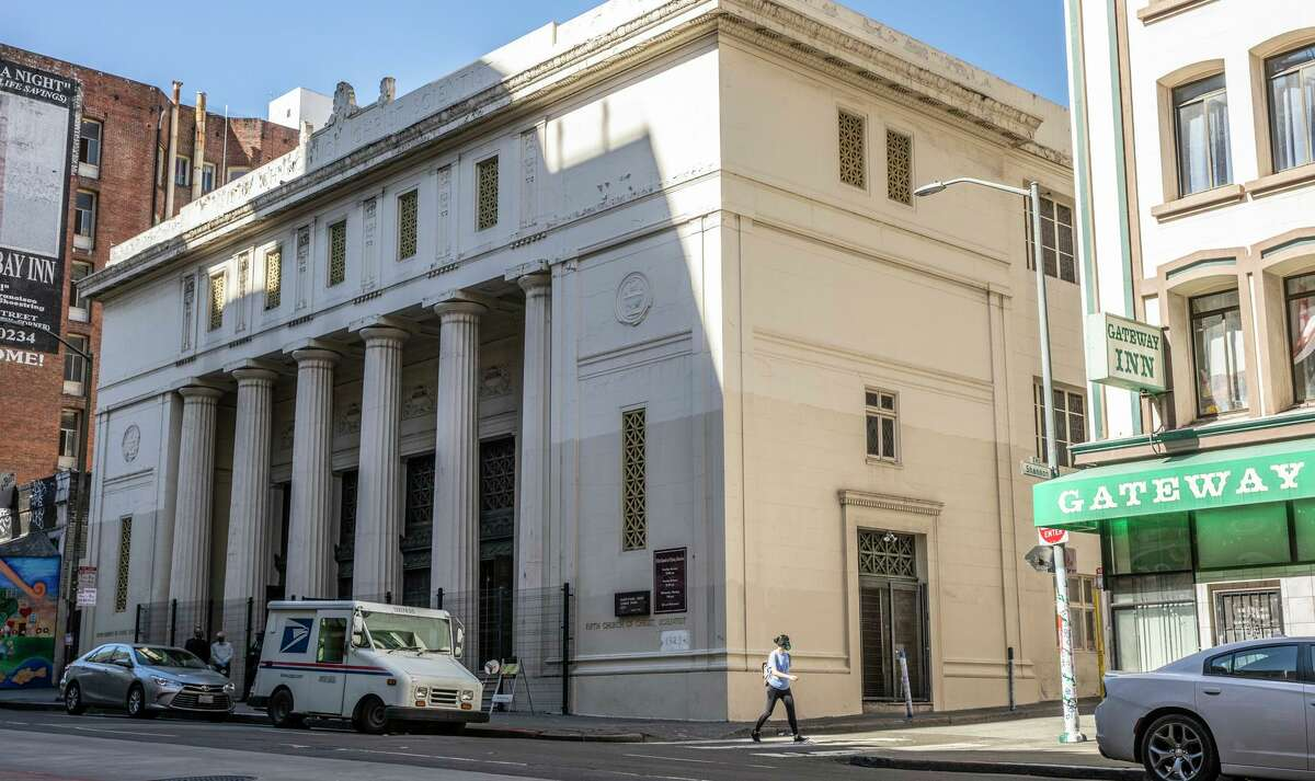 The Fifth Church of Christ, Scientist in San Francisco is looking to develop its nearly century-old and underutilized historical building into a 13-story mixed-use facility.