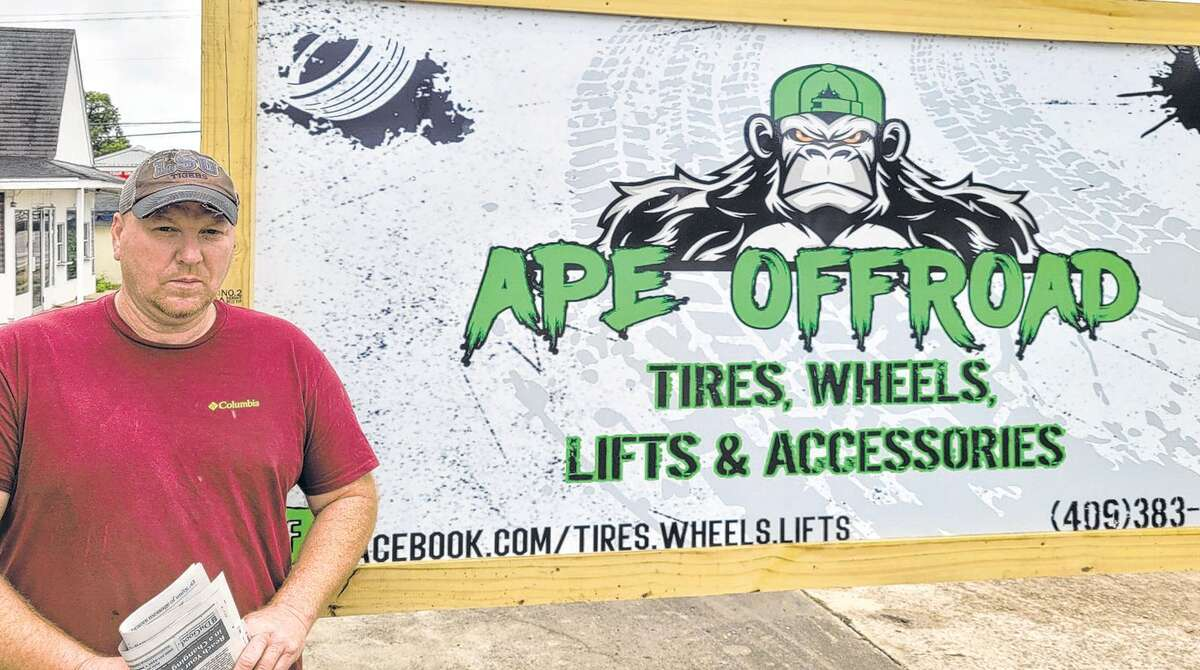 Ape Offroad owner Jeffery Ozan opened his Jasper location at 130 North Wheeler St.
