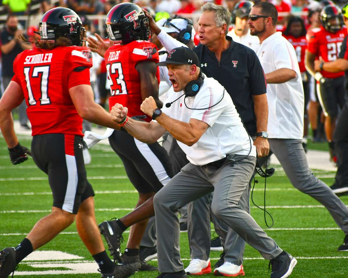 Texas Tech head coach Matt Wells hopes the Red Raiders can move past last week's humbling loss when they take on West Virginia on Saturday.