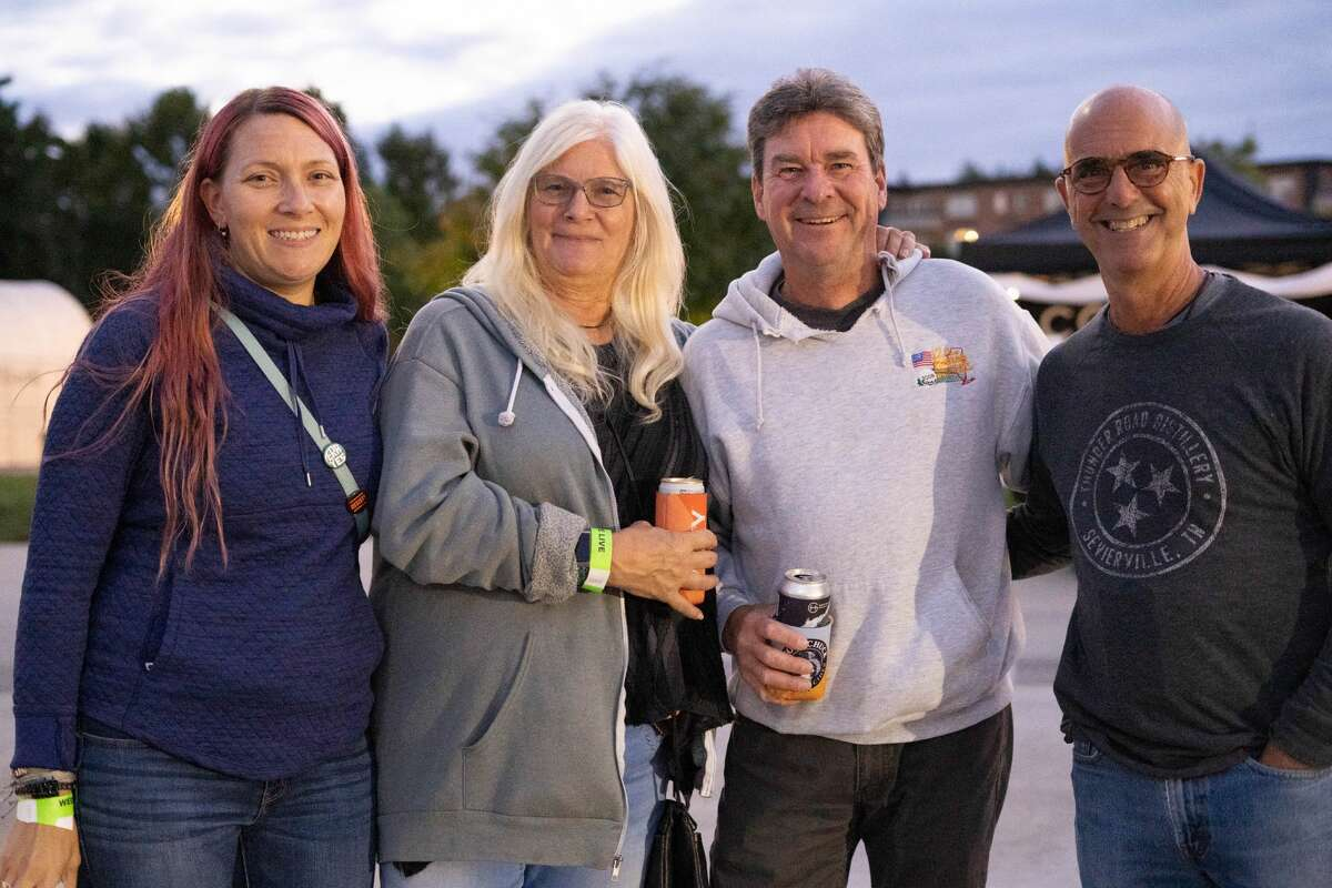 Stamford Downtown's Wednesday Nite Live concerts concluded its September concert series with a performance by Jefferson Starship on Sept. 29, 2021 at Mill River Park. Were you SEEN?