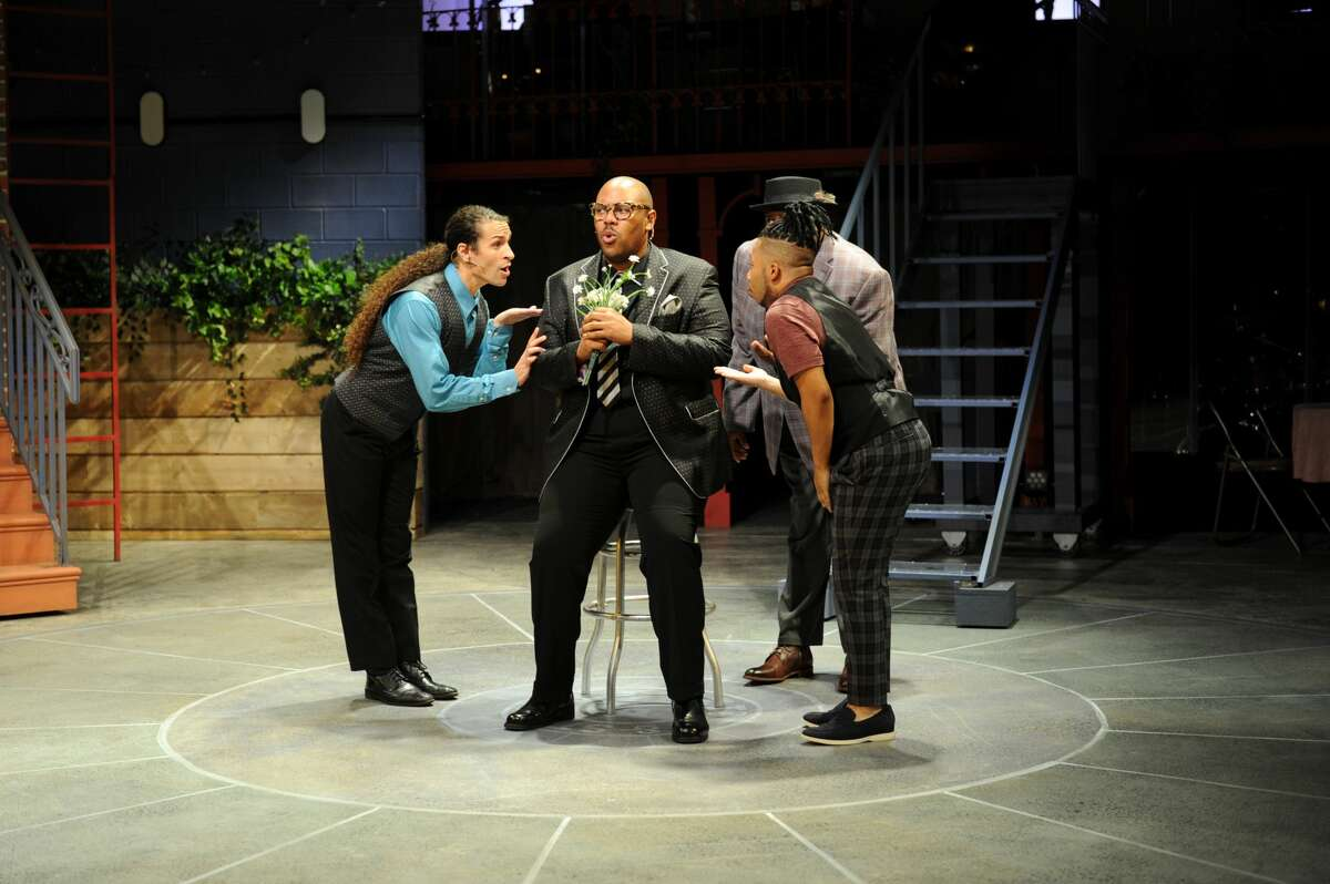 """ACT of CT opens its new season with a celebration of rock 'n' roll in """"Smokey Joe's Cafe."""""""