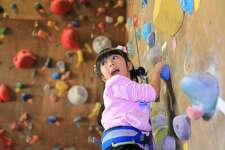The River Walk is a getting an indoor climbing park.