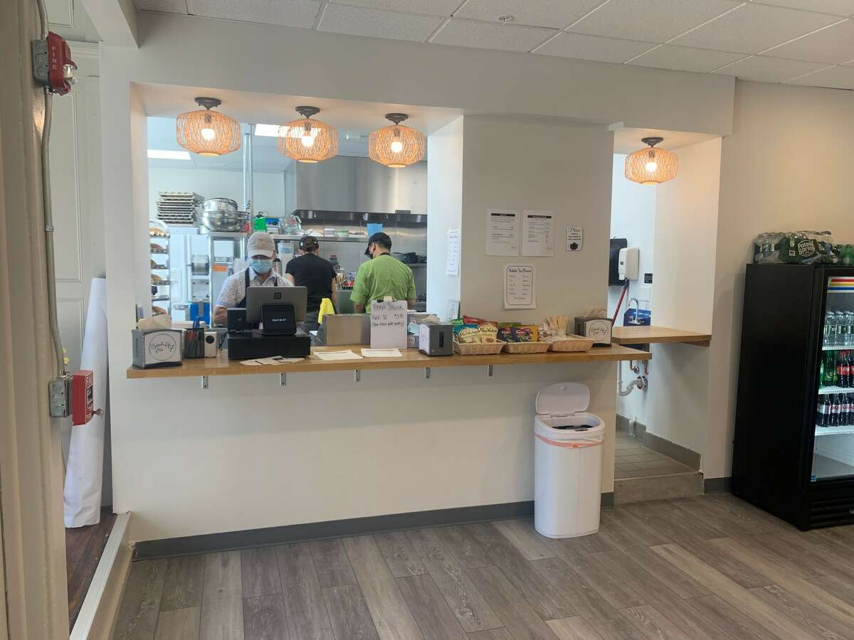 Banh Mi 47 is at 74 N. Pearl St. in downtown Albany, part of the redeveloped Kenmore complex.