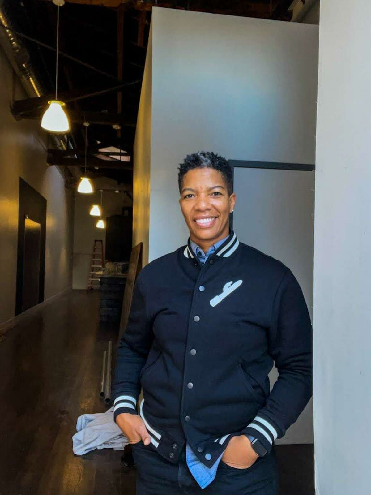 Nenna Joiner, owner of Feelmore sex shops in Oakland and Berkeley, is opening a new bar, the Feelmore Social Club.