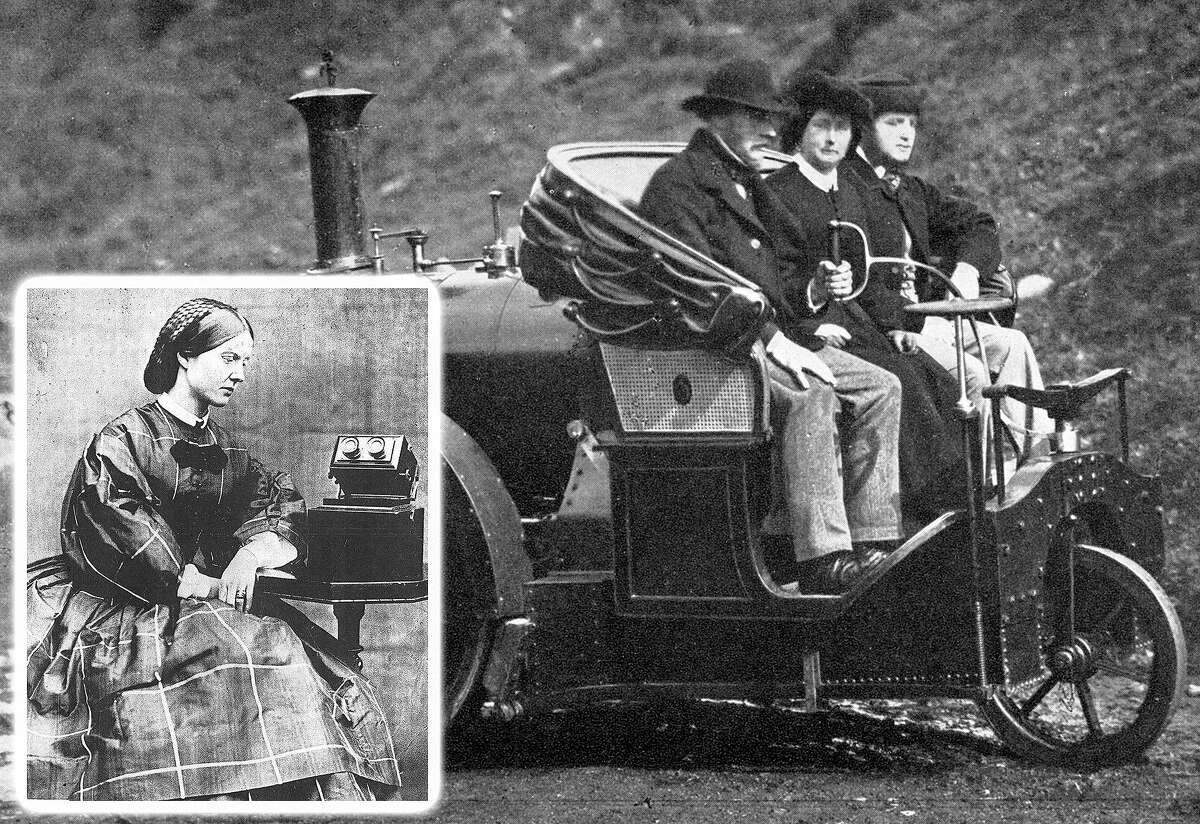 Mary Ward became the first person in the world killed in an auto accident when she was thrown from her steam-powered car.