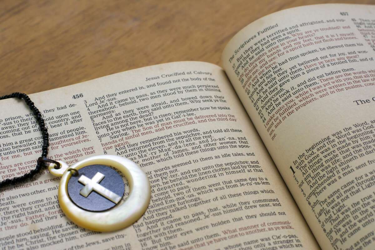 A resolution proposed by a Texas lawmaker would anoint the Bible as the official state book of the Lone Star State.