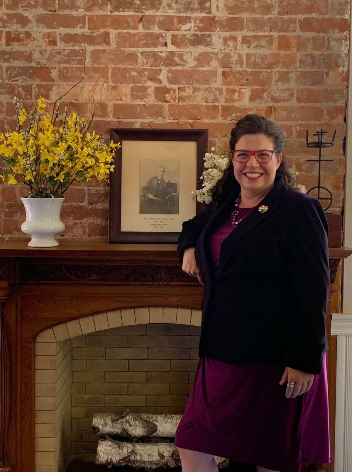 The Rev. Amy Carter