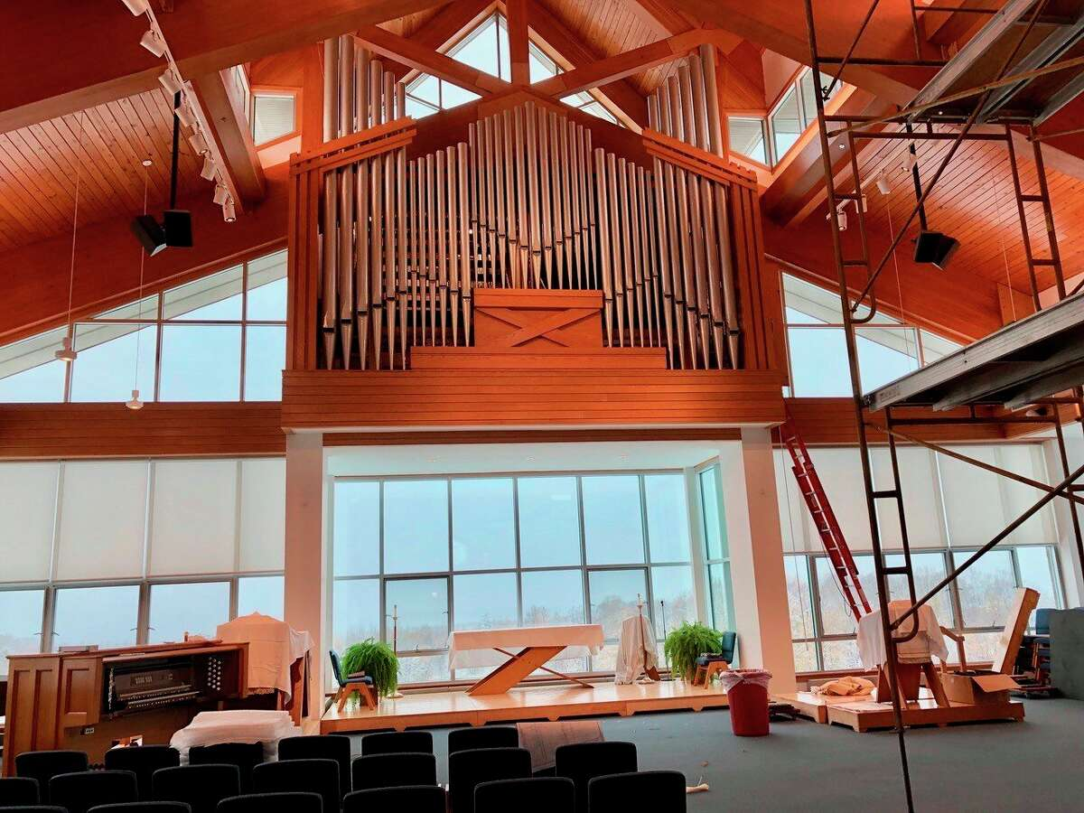 St. Andrews will be hosting a dedication ceremony for its new organ, which was installed in 2019, but not officially introduced to the public due to the pandemic. (Courtesy Photo)