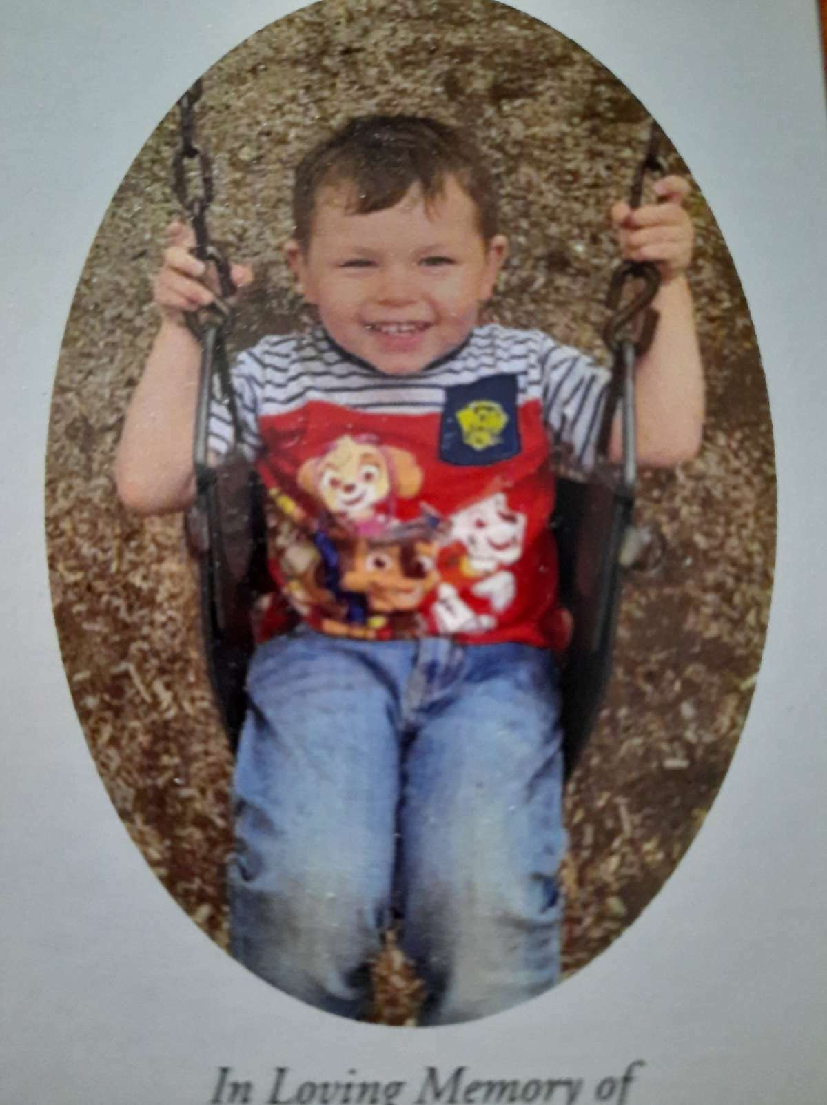 Four-year-old Charlie died on Dec. 20, after, prosecutors said, he was abused at his foster home in Rotterdam.