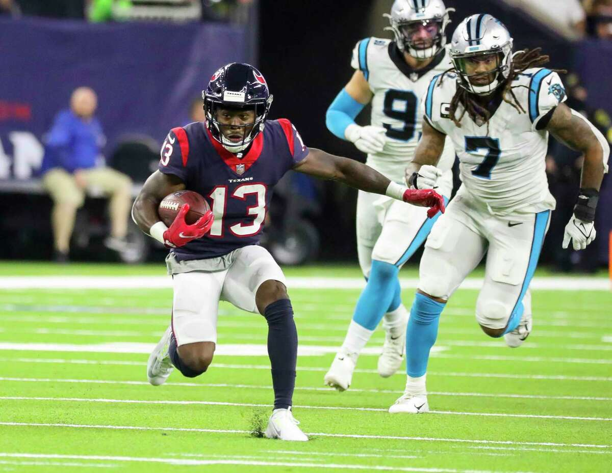 Brandin Cooks is averaging eight catches and 128 yards per game in his last five starts.