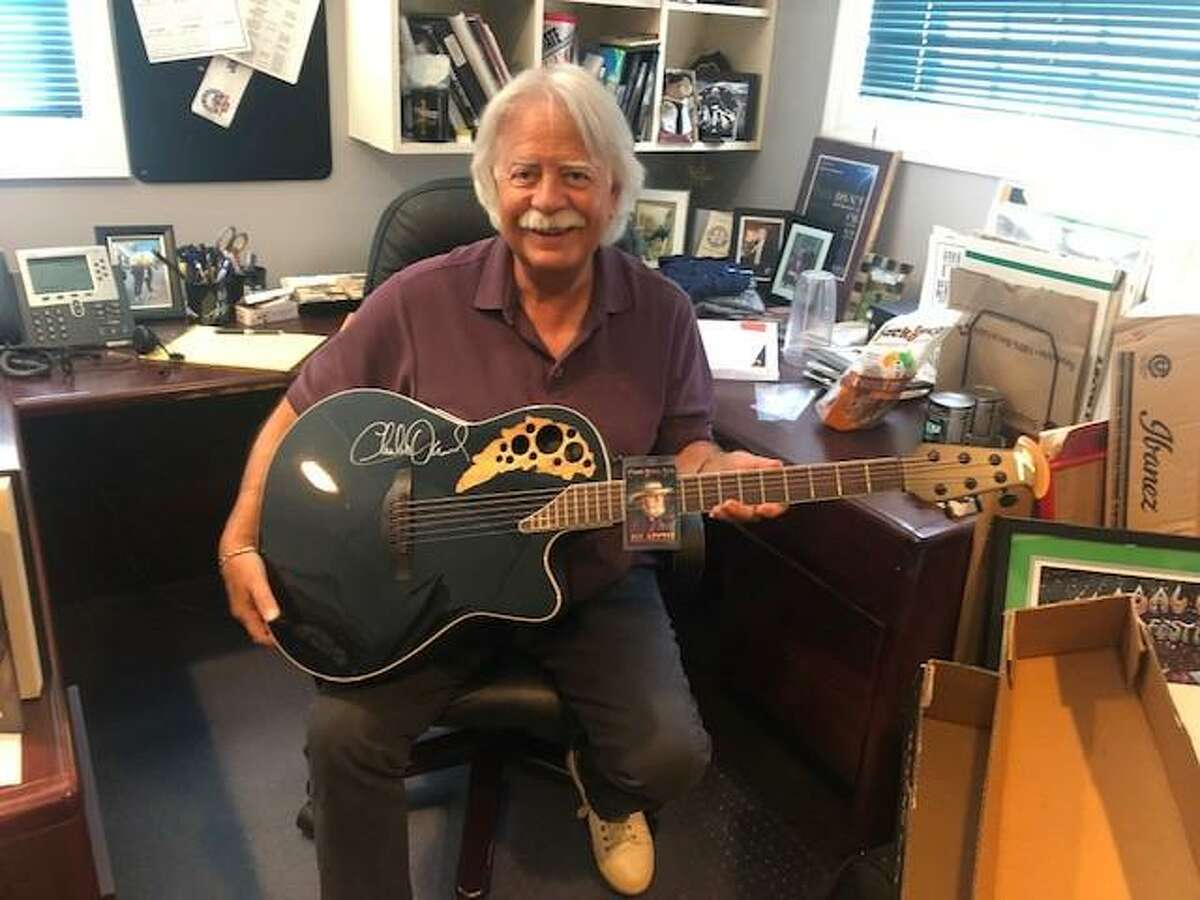 Palace and WPLR 99.1 will feature the inimitable Connecticut Concert King Jimmy Koplik and WPLR's Mike Lapitino, sharing fascinating backstage stories about the Rock legends who played the Palace Theater back in the 70s and mid 80s, Oct. 14 on the theater stage. Pictured is Koplik.