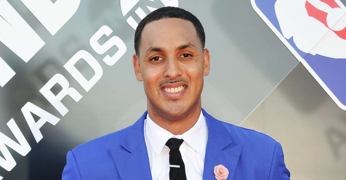 Ryan Hollins attends the 2018 NBA Awards Show at Barker Hangar on June 25, 2018 in Santa Monica, California. (Photo by Allen Berezovsky/Getty Images)