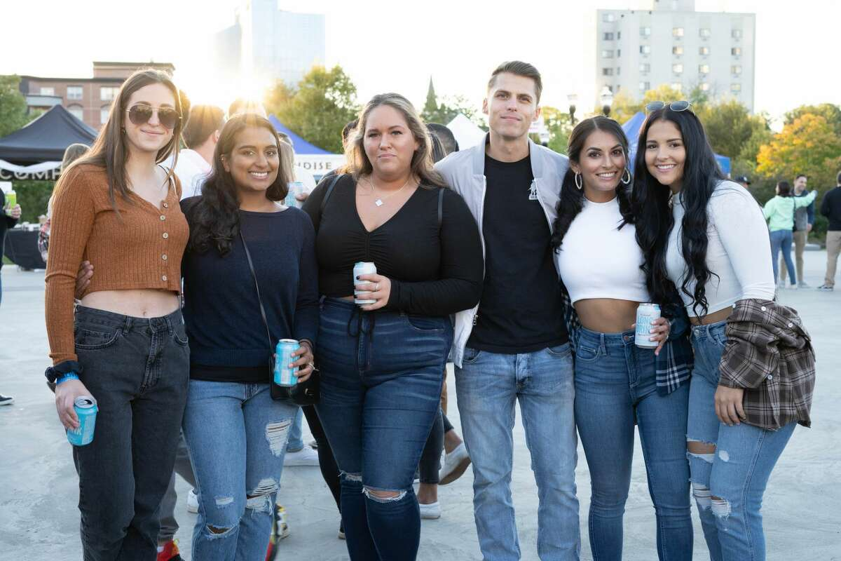 Stamford Downtown's Alive@Five concerts concluded its September concert series with a performance by Ludacris on Sept. 30, 2021 at Mill River Park Were you SEEN?