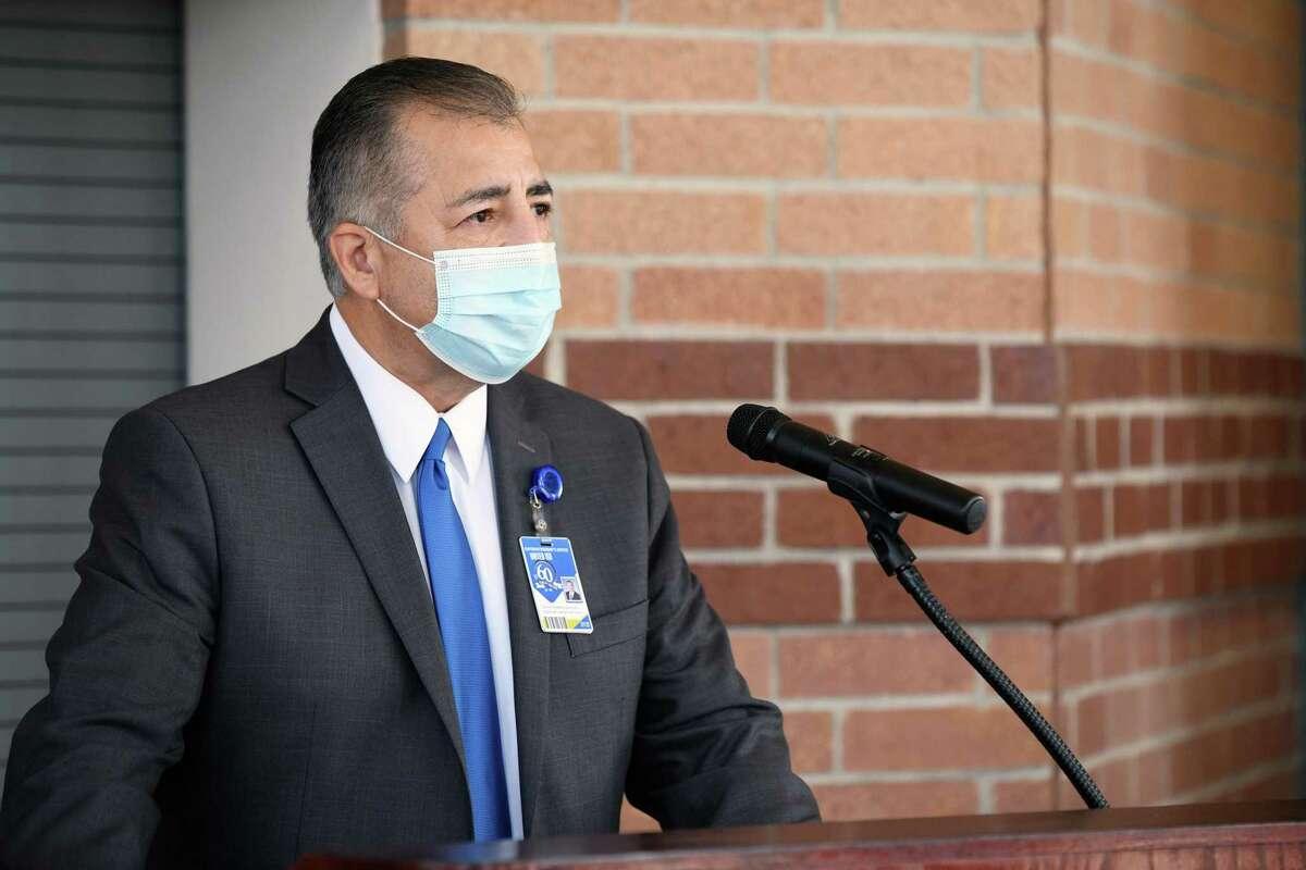 El Superintendente de UISD David González, comenta después de la suspensión del mandato de uso de máscaras otorgada por la Corte Suprema de Texas.