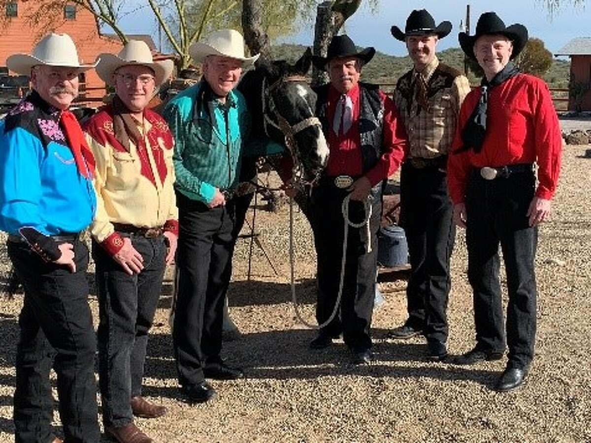 Sons of the Pioneers featuring Roy Rogers Jr. will perform at The Buddy Holly Hall in Lubbock on Oct. 22.