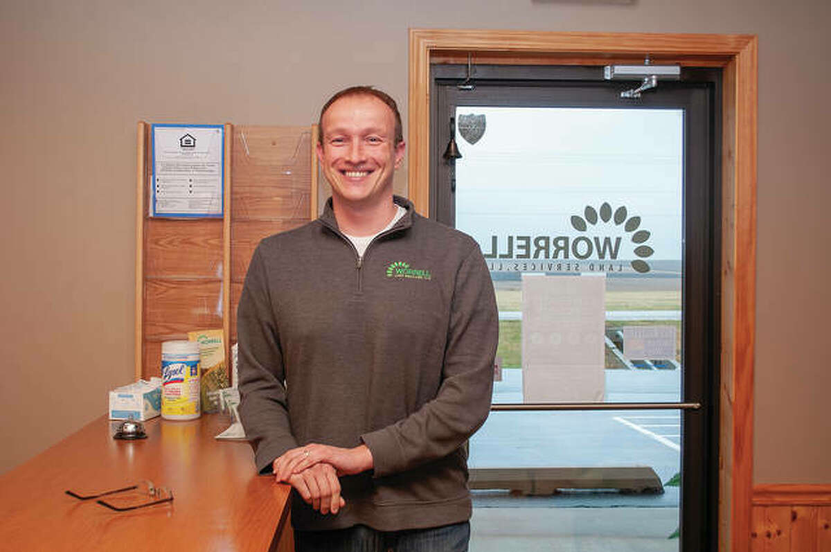 """Luke Worrell, managing broker at Worrell Land Services, said a record-setting farmland sale Thursday points to an """"active and strong land market throughout the remainder of 2021 and beyond."""""""
