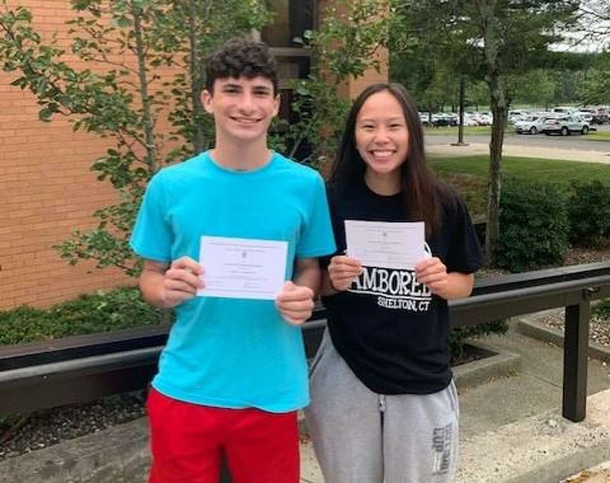 Mia Chen and Joseph Ciambriello were recently named Commended Students in the 2022 National Merit Scholarship Program.