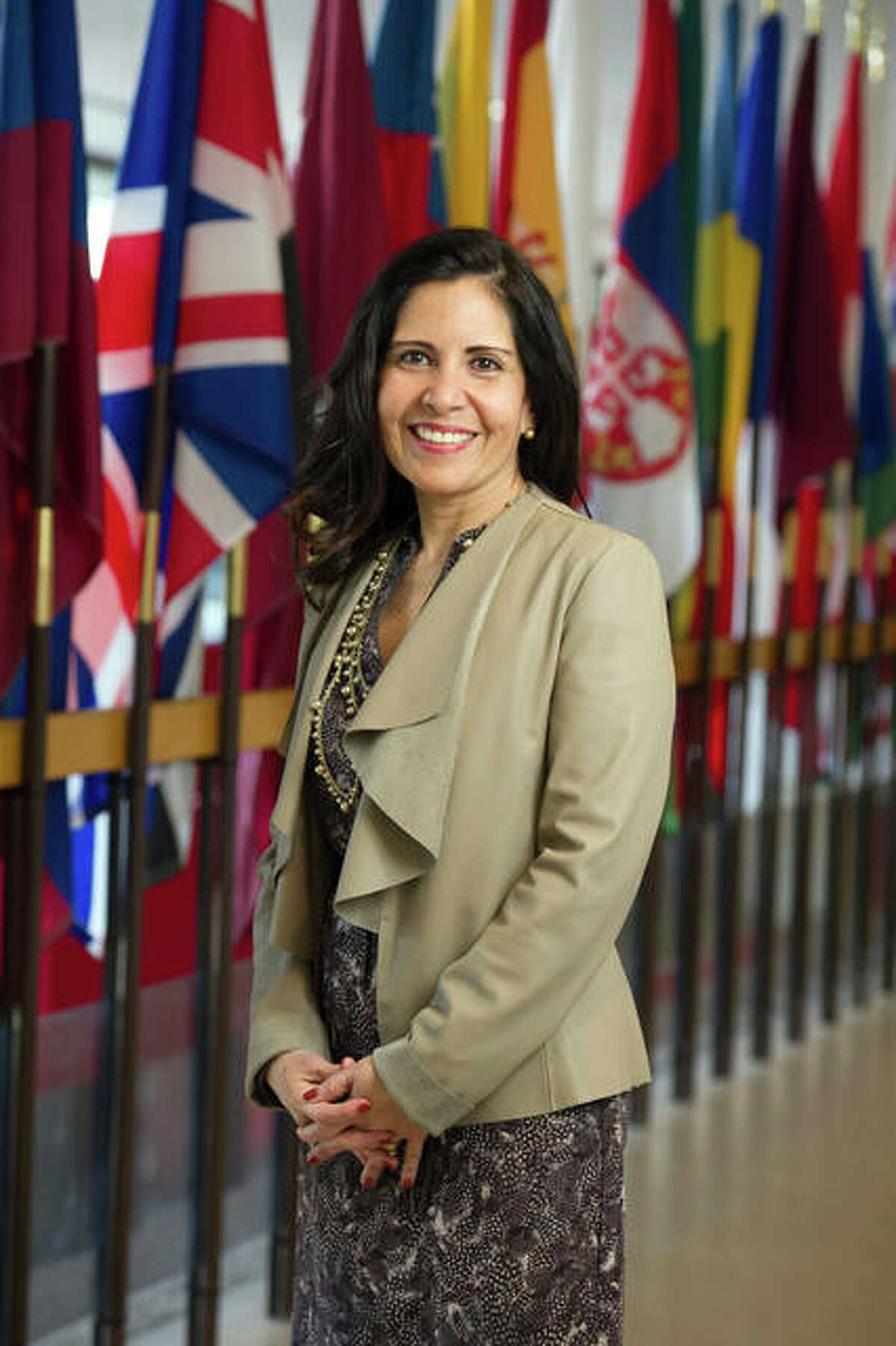 Silvia Torres Bowman is the director of the Illinois SBDC International Trade Center (ITC) at Southern Illinois University Edwardsville.