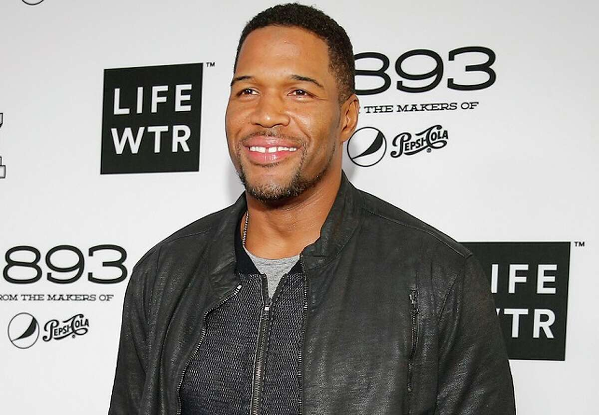 Michael Strahan, who played at Westbury and Texas Southern before a Hall of Fame career with the Giants, is among the electees in this year's Texas Sports Hall of Fame class.