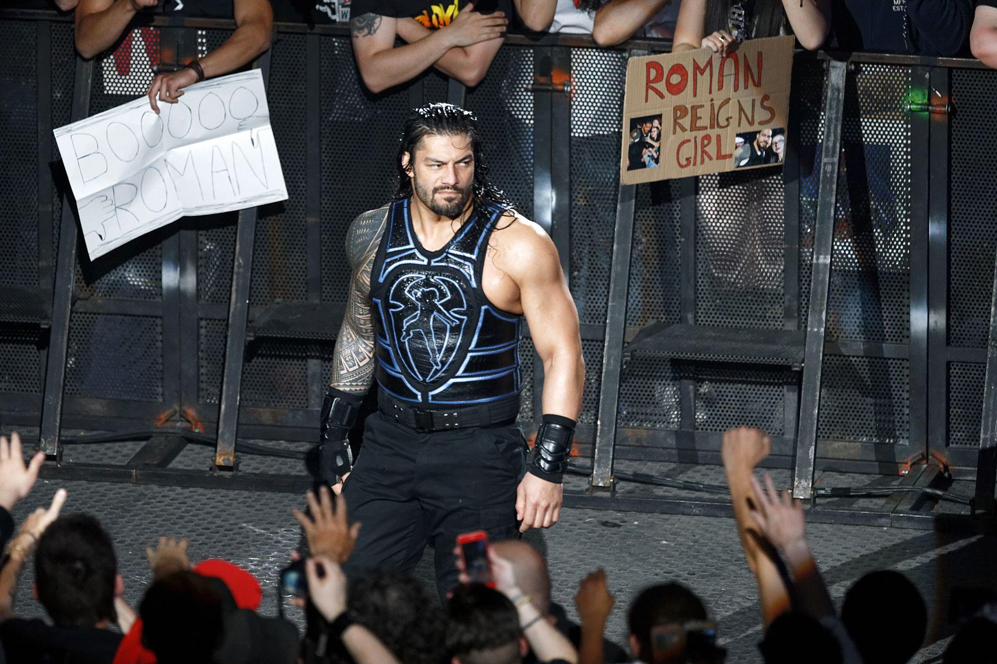 WWE Friday Night SmackDown llega a San Antonio con el campeón Universal Roman Reigns