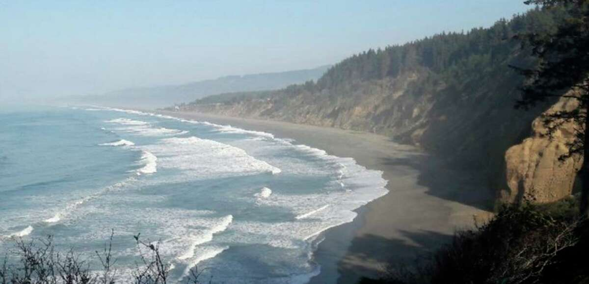 Sue-meg State Park, formerly known as Patrick's Point, overlooks Agate Beach in Humboldt County. The new name comes from the Yurok tribe.