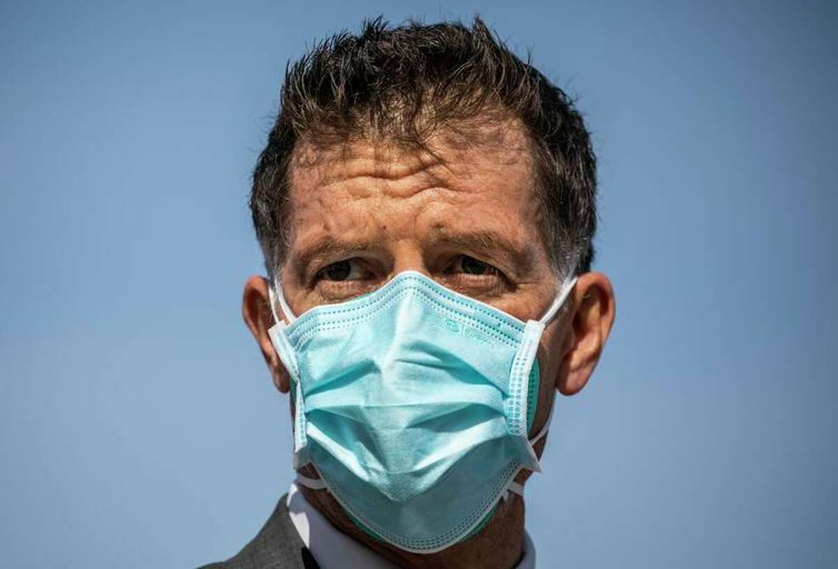 S.F. Department of Public Health director Dr. Grant Colfax admits that he feels fatigued, too.