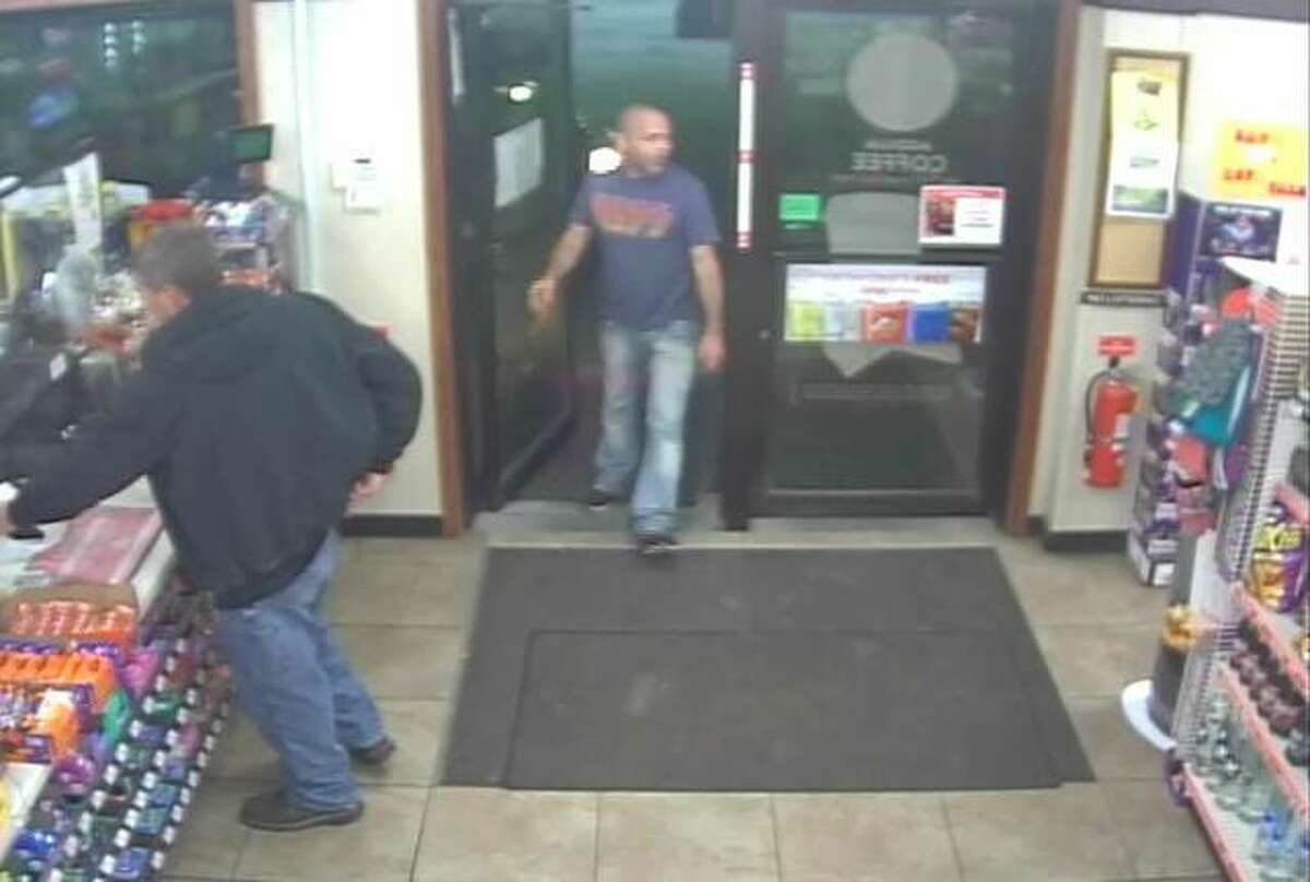 South Roxana Police are seeking help in identifying a person of interest in a recent truck theft.