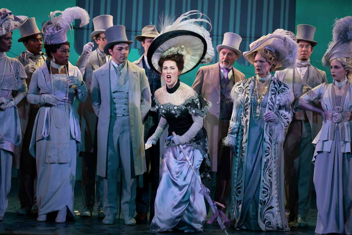 """A reader was disappointed after an actress screamed a political statement about the new Texas abortion law during a recent """"My Fair Lady"""" performance at the Majestic Theatre."""
