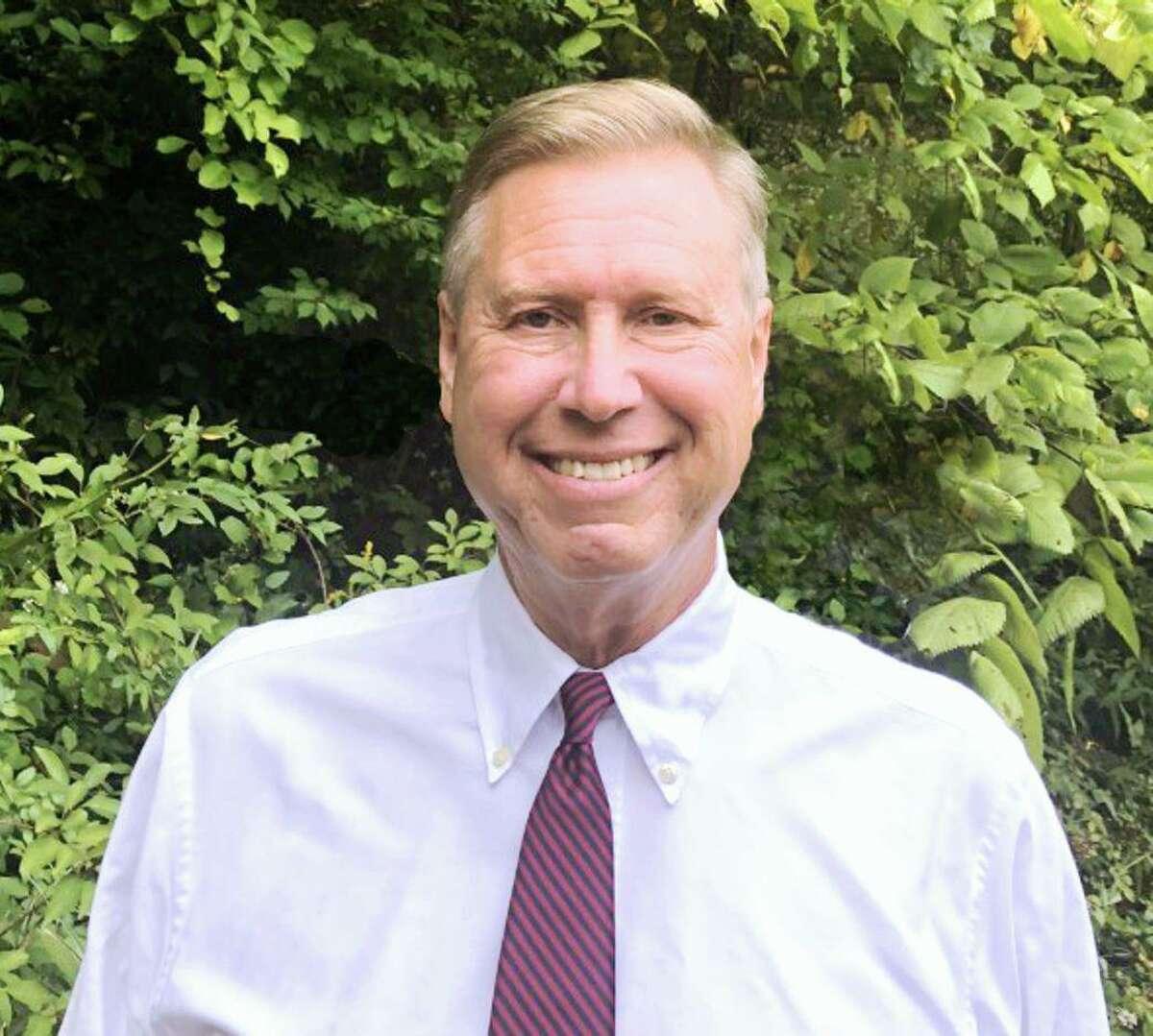 Roxbury First Selectman candidate Bruce Tuomala