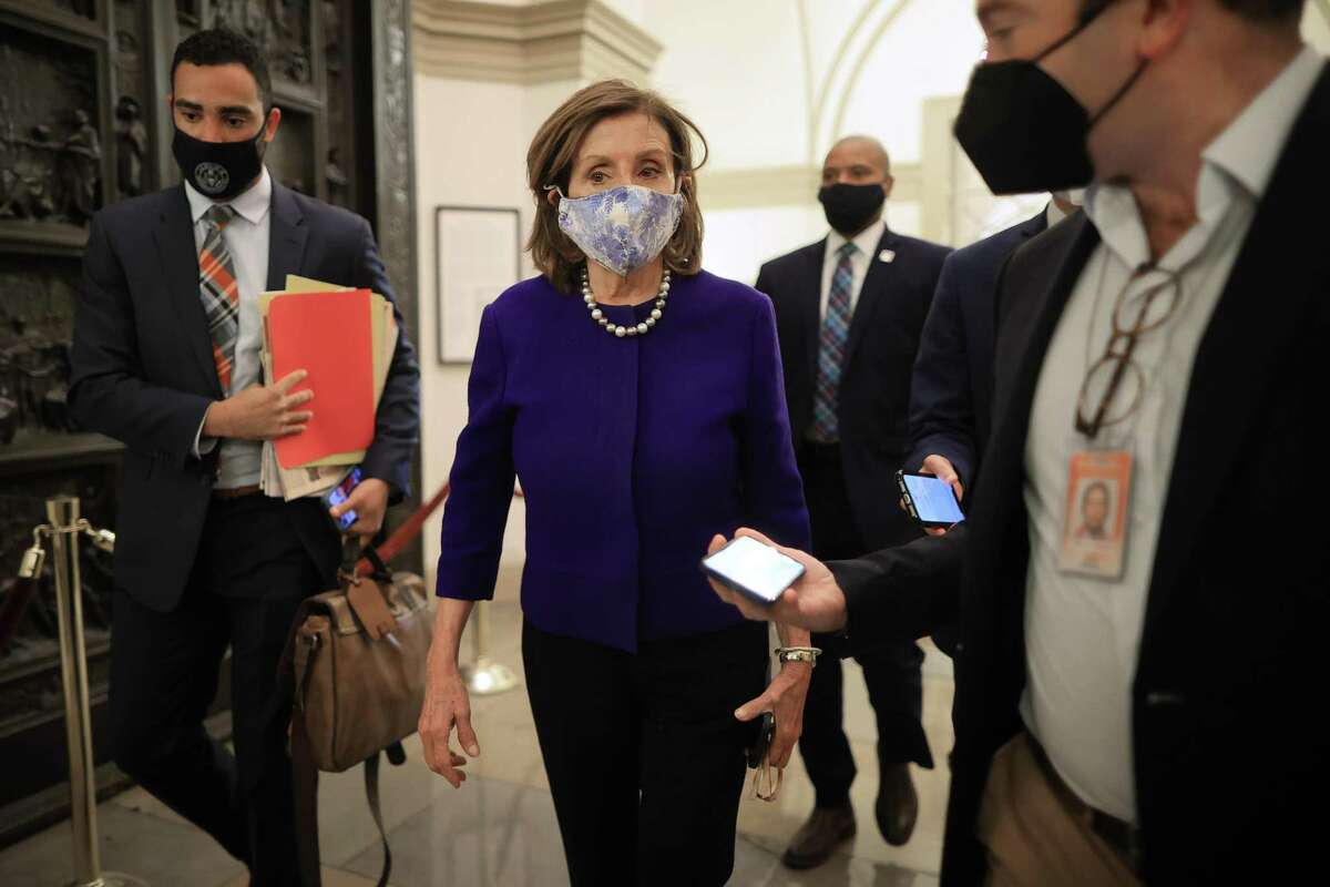 Speaker of the House Nancy Pelosi has said Democrats' big spending bill will cost nothing - which is absurd. Otherwise, tax increases wouldn't be necessary.