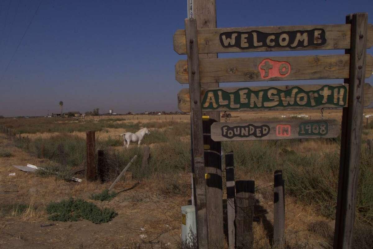 The small town of Allensworth (Tulare County) was California's first town founded by Black people. Founded by Allen Allensworth and several dozen families in 1908, the rural town is now home to a state park.
