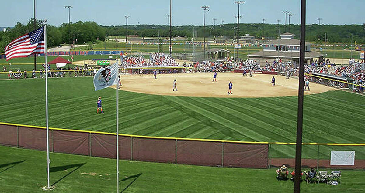 The EastSide Centre in East Peoria is serving as the host site for the IESA State Baseball Tournament.