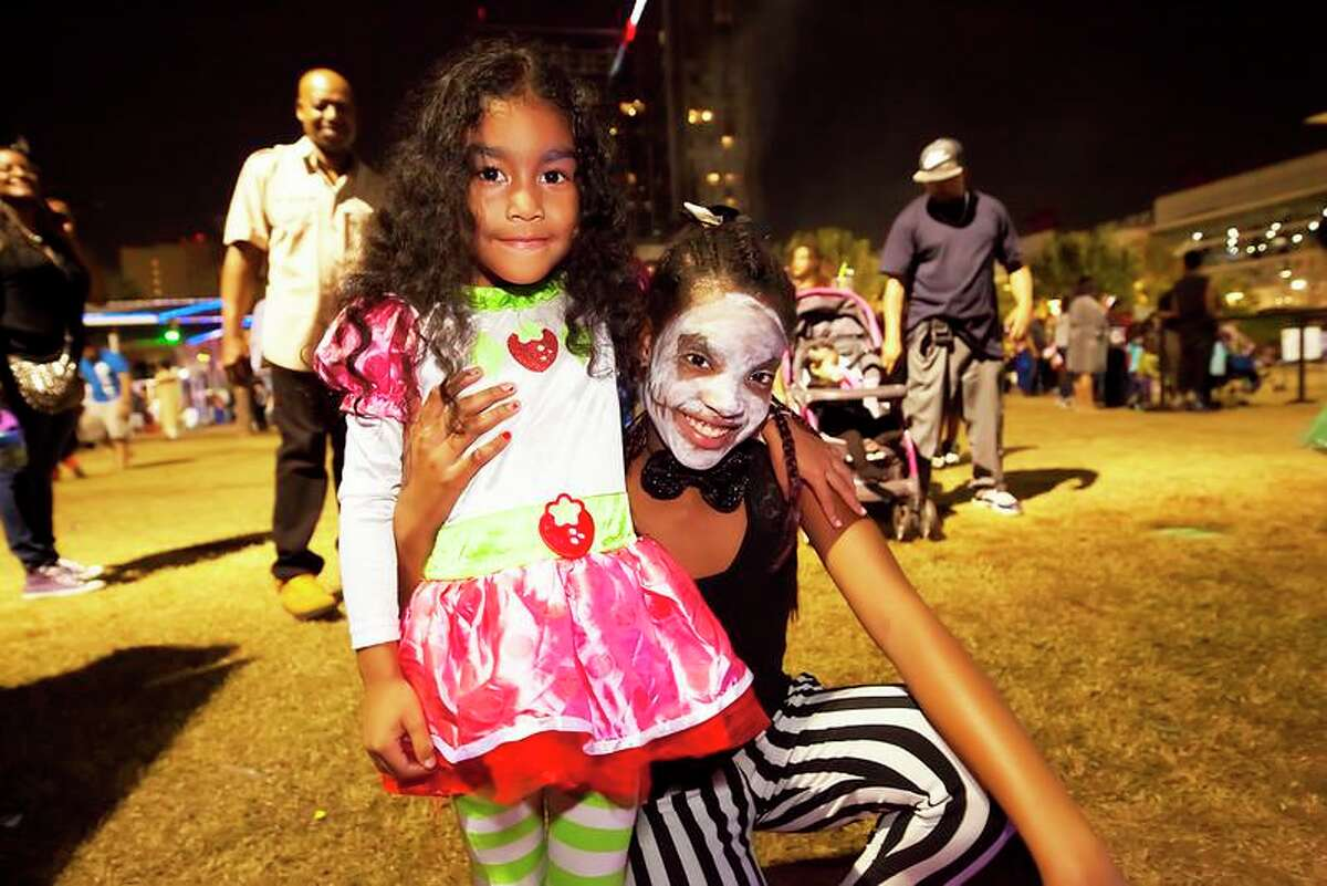 Come dressed to impress at Houston's citywide Halloween celebration Scream on the Green at Discovery Green on Saturday, Oct. 30 from 6 - 10 p.m. Admission, as always, is free and open to the public.
