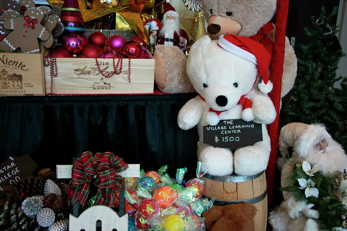 In 2019, the Kingwood Women's Club held their 22nd annual Holiday Marketplace at the Humble Civic Center on Oct. 22. The event raises money for the Kingwood Women's Club who then donate it all back to organizations in their community. This year's event is scheduled for Oct. 25-26.
