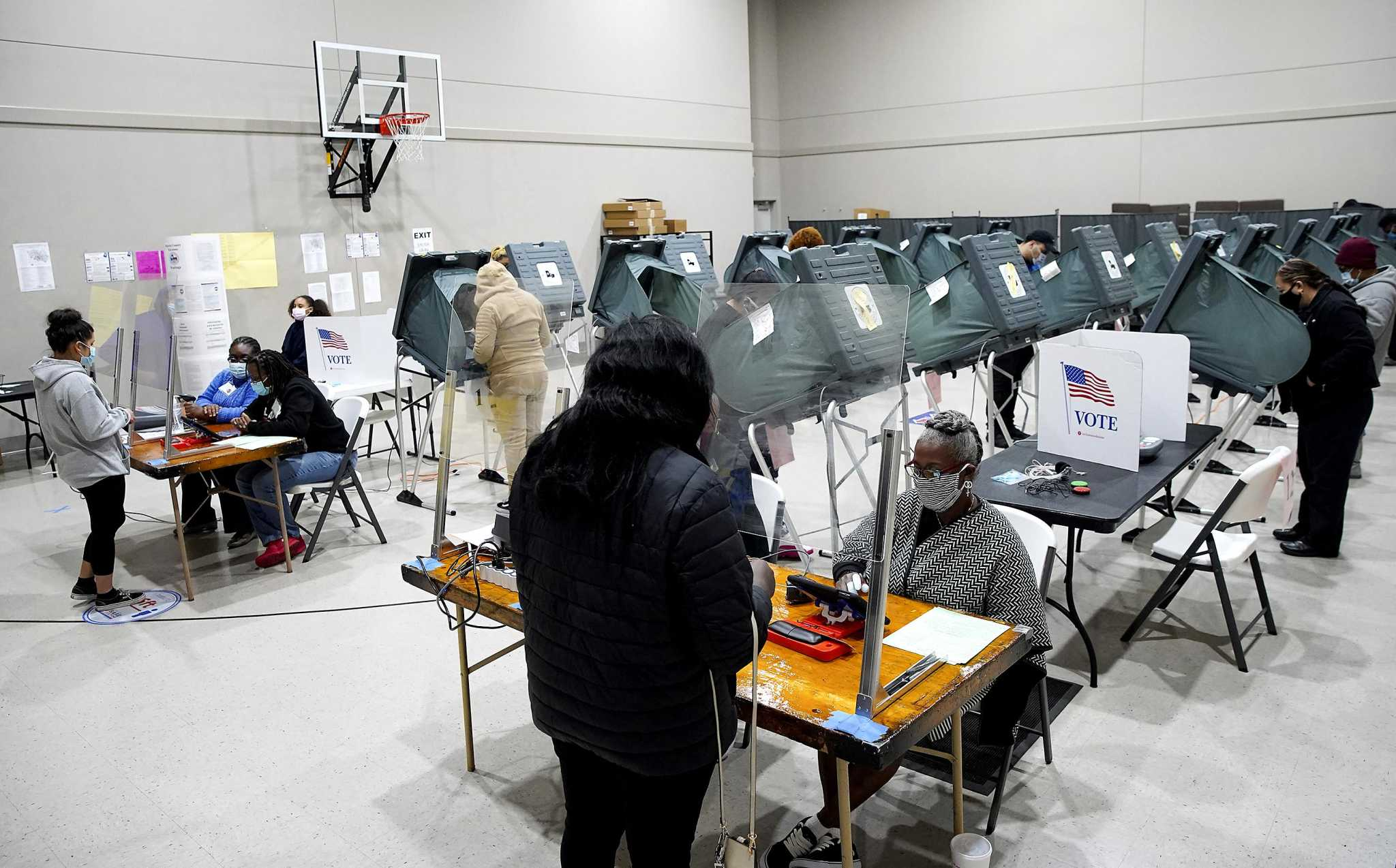 www.houstonchronicle.com: Republicans' redistricting plans give short shrift to Latino, Black and Asian voters in Texas