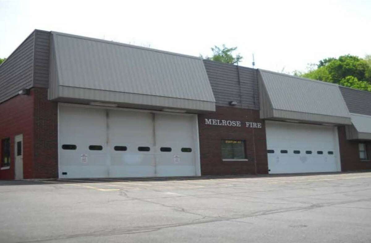 A referendum on building a new Melrose fire station will be held from noon to 9 p.m. Tuesday Oct. 19 at the firehouse. This is the current station.