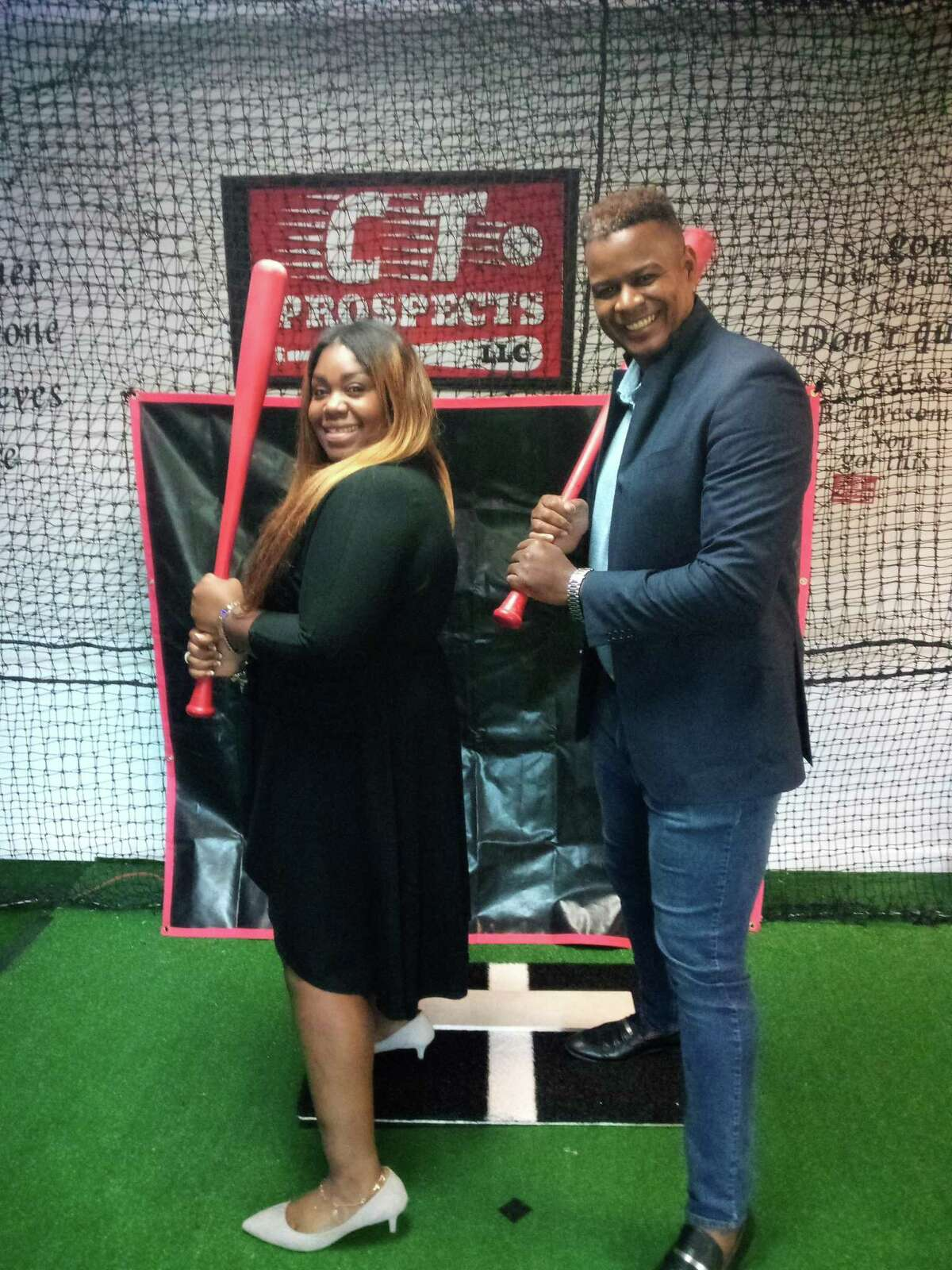 Omar Alcantara, a former shortstop for the San Diego Padres, and his wife Renee have opened CT Prospects LLC in Torrington. The couple and their family, who moved to Torrington 10 years ago, are offering baseball skill clinics, personal training and coaching.