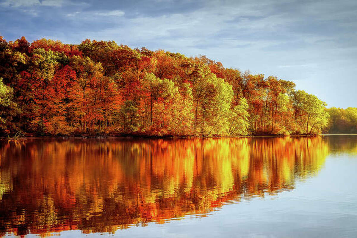 Along with the Fall Color Report, the tourism department has also released new road trip itineraries highlighting fall experiences around Illinois.