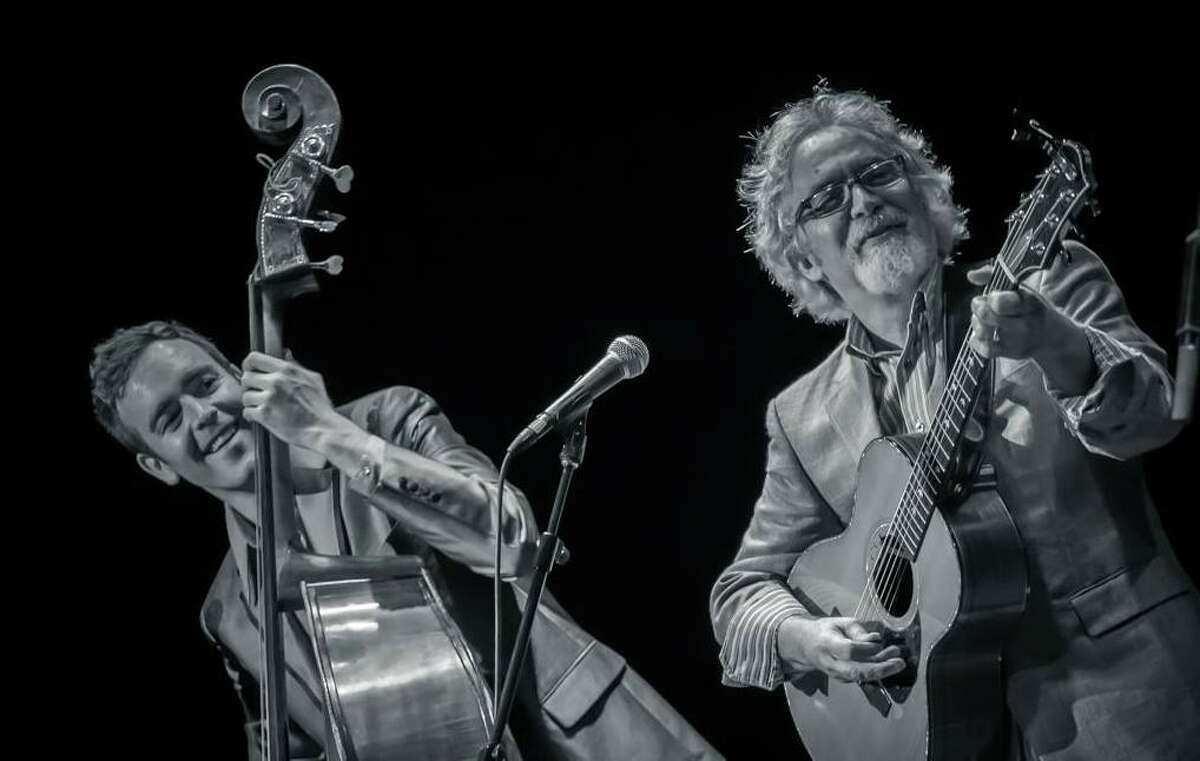 Sgt. Pepper's Lonely Bluegrass Band is set to headline at Bluegrass Tomball. The event returns this year Oct. 16, 2021 at the downtown Depot Plaza.